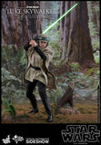 "Hot Toys Star Wars Episode VI Return of the Jedi Luke Skywalker (Deluxe Version) 1/6 Scale 12"" Collectible Figure"