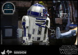 Hot Toys Star Wars R2-D2 (Dexlue Version) 1/6 Scale Figure