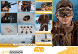 "Hot Toys Solo: A Star Wars Story Young Han Solo (Deluxe Verion) 1/6 Scale 12"" Action Figure"