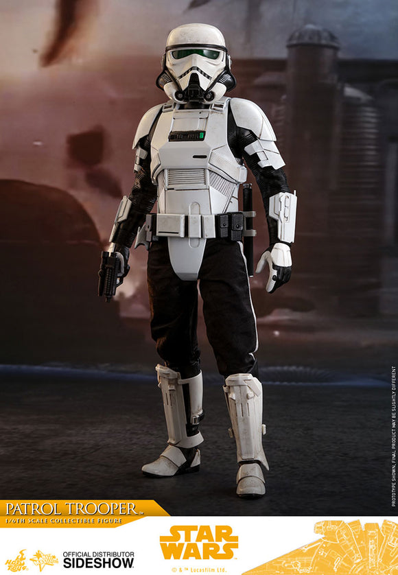 Hot Toys Solo: A Star Wars Story Patrol Trooper 1/6 Scale 12
