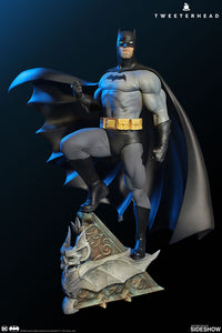 Tweeterhead DC Comics Super Powers Collection Batman Black & Gray Variant Maquette Statue