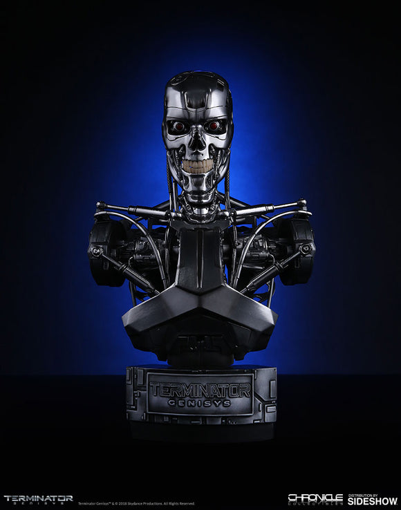 Chronicle Collectibles Terminator Genisys Endoskeleton 1:2 Half Scale Bust Statue