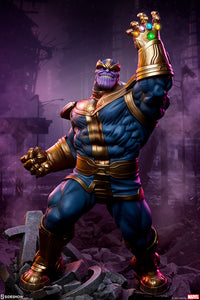 Sideshow Marvel Comics Avengers Assemble Thanos (Modern Version) Statue