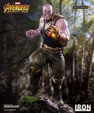Iron Studios Avengers Infinity War Thanos 1/4 Scale Legacy Replica Statue