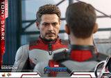 Hot Toys Marvel Comics Avengers Endgame Tony Stark (Team Suit) 1/6  Scale Collectible Figure