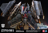 Prime 1 Studio Transformers Revange of the Fallen Jetpower Optimus Prime Statue