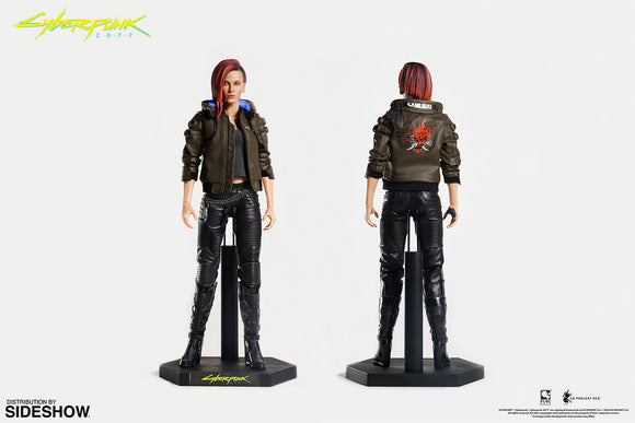 PureArts Cyberpunk 2077 V (Female) 1/6 Scale 12