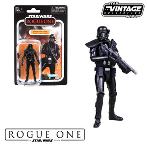 Hasbro Star Wars The Vintage Collection Rogue One: A Star Wars Story Imperial Death Trooper 3.75-inch Scale Action Figure