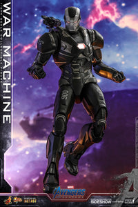 Hot Toys Marvel Comics Avengers Endgame War Machine DIECAST 1/6  Scale Collectible Figure