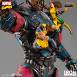 Iron Studios Art Scale 1/10 Scale - Battle Diorama Series - Marvel Comics X-Men VS Sentinel #1 (Deluxe) Statue