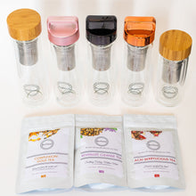 Load image into Gallery viewer, EcoThirst 3-Pack Tea Combo - Back in stock!