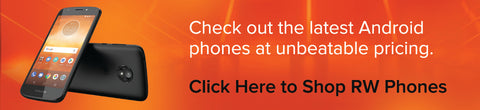 Republic Wireless shop phones banner