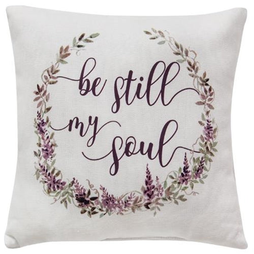 Be Still My Soul Pillow