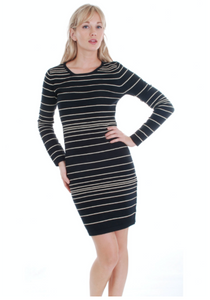 SWEATER DRESS 107 - FTX Clothing
