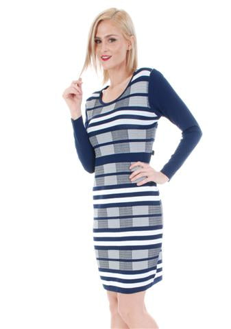 SWEATER DRESS 1780-2 - FTX Clothing