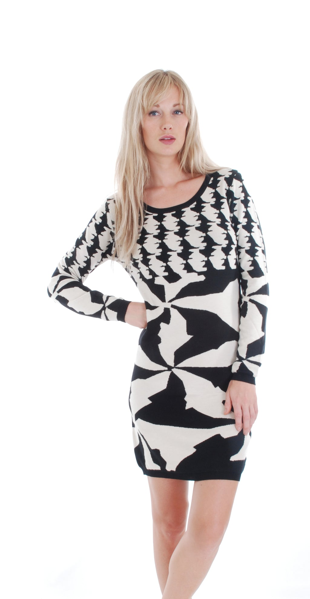 SWEATER DRESS 285 - FTX Clothing