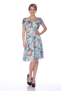 DRESS 3651 - FTX Clothing