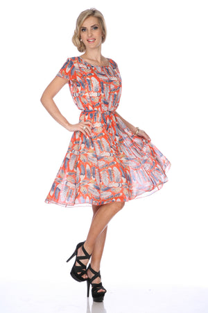 DRESS 3653 - FTX Clothing