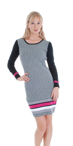 SWEATER DRESS 511 - FTX Clothing