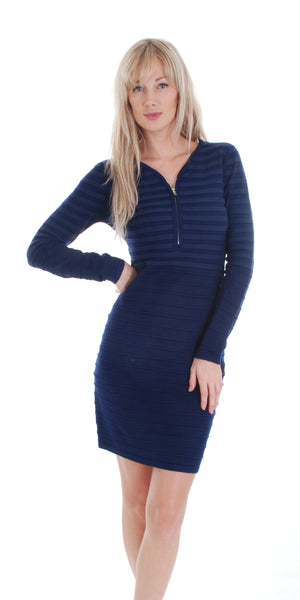 SWEATER DRESS C1061B - FTX Clothing