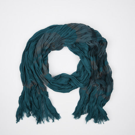 Sea Turtle Cotton Scarf - FTX Clothing