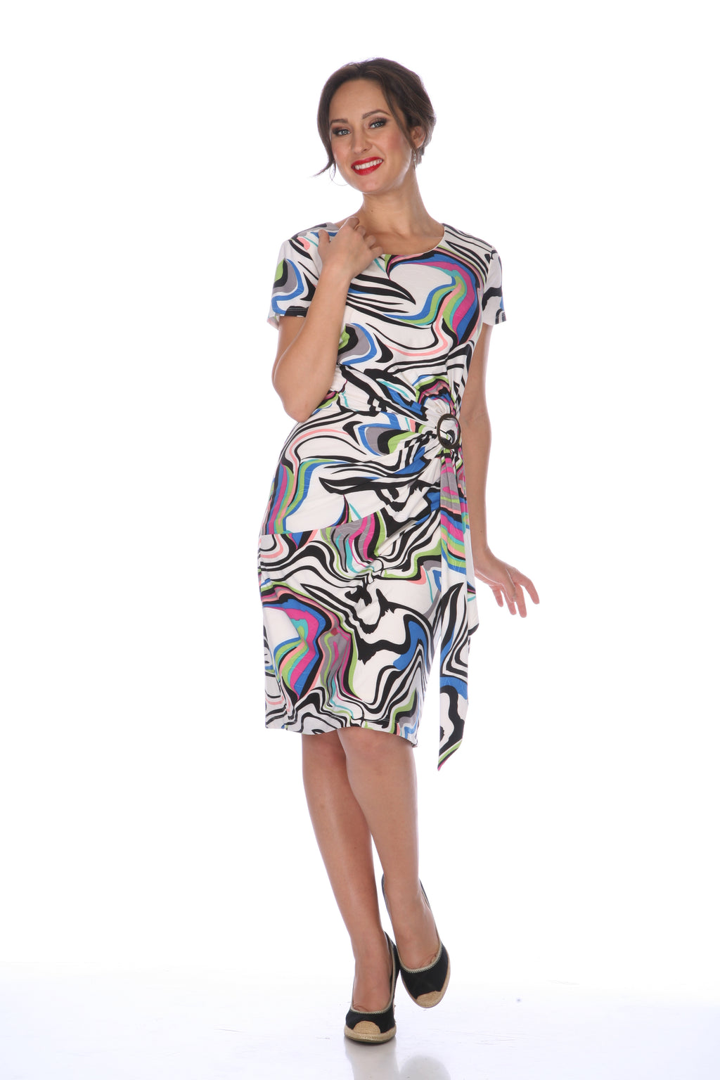DRESS MD1801B - FTX Clothing