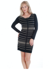 SWEATER DRESS C1020A - FTX Clothing