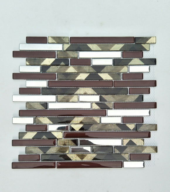 Glass mosaic PGM004