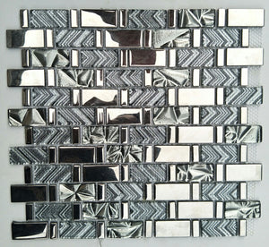 Glass mosaic PGM001