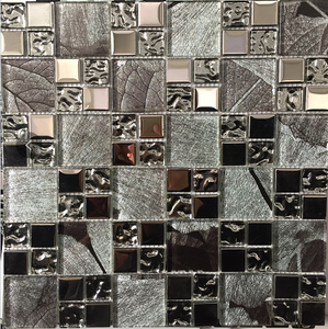 Glass mosaic PGM009