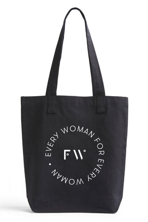 The Future Women Tote Bag - Jet