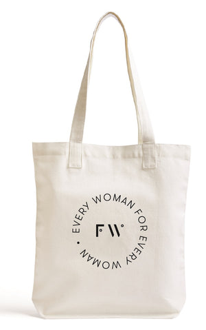 The Future Women Tote Bag - Vanilla