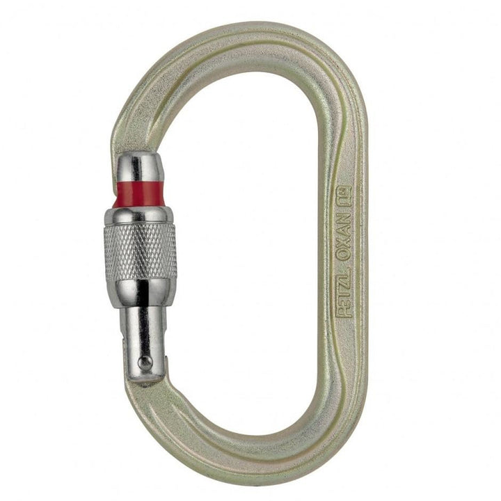 Oval Steel Carabiner - D-Cable-ride.com