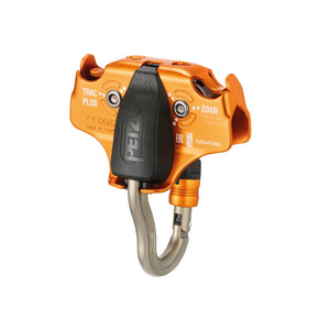 Trac plus zipline pulley
