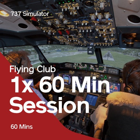 Flying Club Member 60 Mins