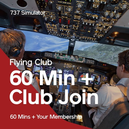 Flying Club Joining + 60 Mins