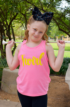 Baton Twirling Tank Top