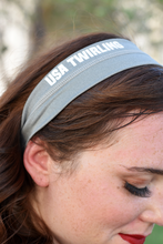 USA Twirling Headband