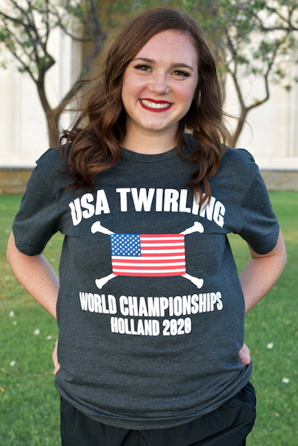 World Championships T-Shirt Adult