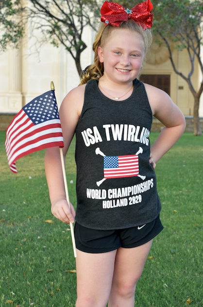 World Championships Tank Youth