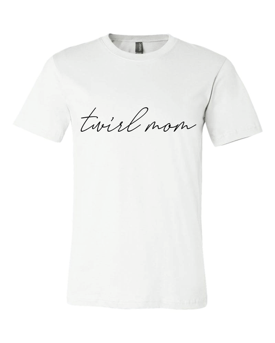Signature Twirl Mom Shirt