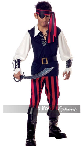 Cutthroat Pirate - Child Size