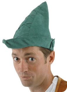 Robin Hood or Peter Pan Hat