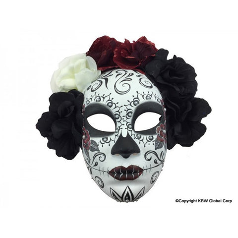 Mask - Day Of The Dead Full Face