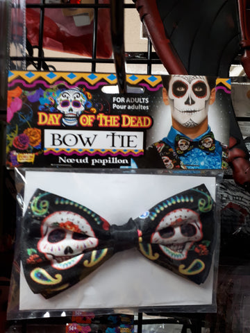Day of the Dead Bowtie