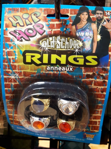 Gangster Rings