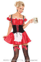 Bavarian Beer Maiden