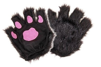 Animal Paws- Black