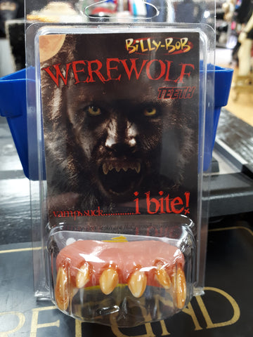 Fake Teeth - Werewolf