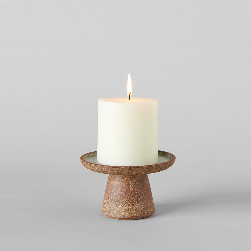 Birch White Candle Stand - Bloomist